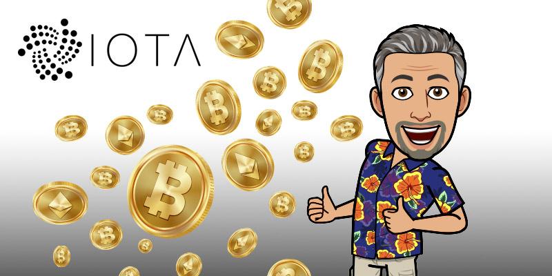 Comprar IOTA con criptomonedas